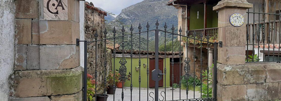 Casa Dora entrada